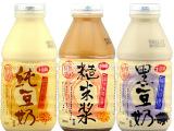 整箱批发 台湾豆奶 乡田真低糖纯豆奶