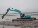 乌鲁木齐达坂城湿地挖掘机租赁