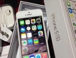 iPhone5S国行金16G(不还价即配件全送)
