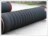 衡水厂家批发高耐磨橡胶钢线排沙管 大口径吸沙管 抽沙橡胶管