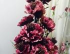 大型落地客厅仿真花假花绢花牡丹160cm