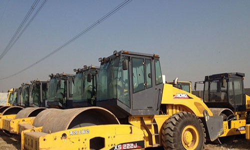 株洲二手压路机出售:徐工20吨、22吨、26吨二手压路机价格
