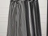 女装阔腿裤售价13.5,均码,带腰带,有口袋