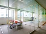 廣州簡合玻璃隔斷 高隔間廠家 簡合魯班墻