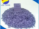 色母粒厂家供应 各种紫色阻燃pe色母粒