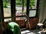 上门维修南岗塑钢门窗漏风漏雨 换胶条 维修安装平开上悬