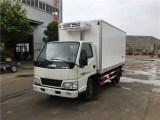 江铃顺达4.2米高配置冷藏车专卖