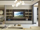 轻奢设计风客厅,追求生活中的品质