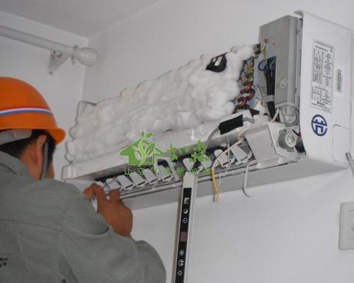 温州 黎明-新城-大自然 空调清洗加液 油烟机清洗