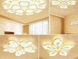 广州餐厅客厅led吸顶灯水晶吊灯批发价格多少