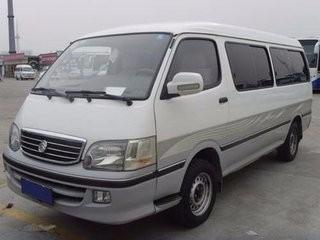 自家面包车金杯4.2米货车出租搬家送货包车,全湘潭价格最低