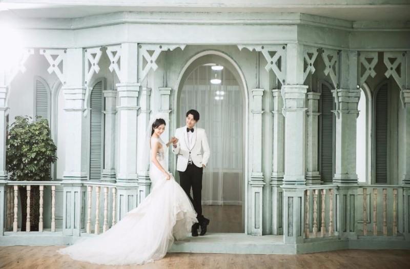 婚纱照优惠价3999元