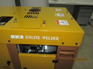 日本电王HW310汽油发电电焊机厂家直销