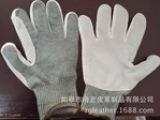 牛二层劳保手套生产厂家-专业厂家供应各类牛二层手套革