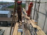 信陽基礎伐板壓鋼管樁找明達加固