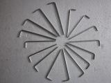 供应米字型内六角 星型带孔扳手 T20带孔梅花扳手  星型旋具