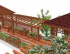 湖南防腐木园林绿化景观建材公司 绿化景观工程