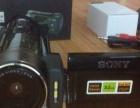 一台全新的DV数码摄像机