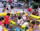 广场充气儿童沙滩池