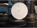 GYZ300 x52圆形橡胶支 厂家