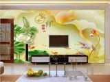 3D电视背景墙 仿玉雕背景墙厂家价格
