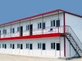 彩钢板活动房安装