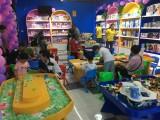 百铺帮市中心盈利中大型商场内品牌儿童益智玩具体验店忍痛急转