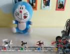 蓝胖子机器人梦工厂,乐高积木拼插与搭建
