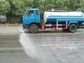 苏州常熟洒水车出租 工地降尘洒水 应急送水