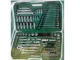 世达件综合机修套装 套筒 旋具头 棘轮扳手组套汽修工具