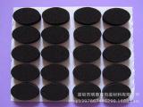 专业厂家  黑色圆形格纹橡胶垫   防滑橡胶脚垫  可批发定制