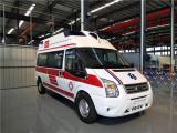 喀什120長途救護車出租-喀什救護車租賃電話-收費透明