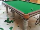 专业维修各种款式台球桌 台球桌拆卸 组装 调平