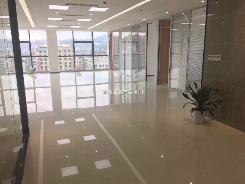 中安大厦 新楼直租 布吉街道办地铁口旁 深圳联合共赢集团