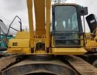 低价出售原装二手挖掘机,三大件保修,全国包送