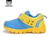 韩国外贸原单新款童鞋学步鞋防滑男童女童婴儿透气软底宝宝鞋带灯