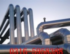设备防腐保温队罐体铁皮彩钢板保温工程