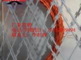 焊接直线型刀片刺网丨菱形孔刀片刺网丨方形孔刀片刺网