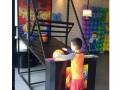 上海好玩的篮球机 奉贤休闲娱乐投球机出租