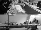 淘工厂--OEM生产线上海岸知服装小批量服装定制来图加工