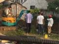上海浦东超小一米宽挖机出租