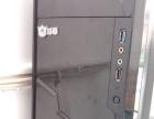 出售一台机子 独立显卡19寸显示器 9成新 可以玩英雄联盟