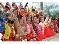 佛山少儿主持培训班,佛山明珠中国舞教学