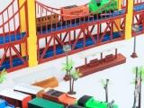 火车轨道玩具加盟火爆招商中