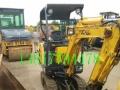 私人玉柴18-8小挖机微型挖掘机果园管道修理专用,车况好包送