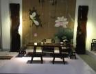 福州哪有卖实木大板黑檀大板茶桌新中式黑檀家具沙发床桌椅茶台