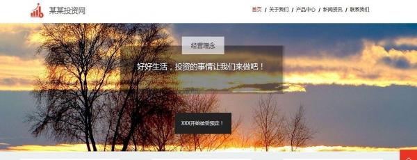 596元PC端网站+手机端网站+微信端网站+app