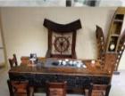 台州船木茶台批发老船木茶桌椅组合实木功夫泡茶桌
