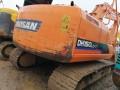 出售二手斗山150挖掘机,全国包送手续齐全