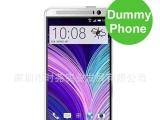 HTC M8手机模型 M8原装手感模型机 one 2手机模型机